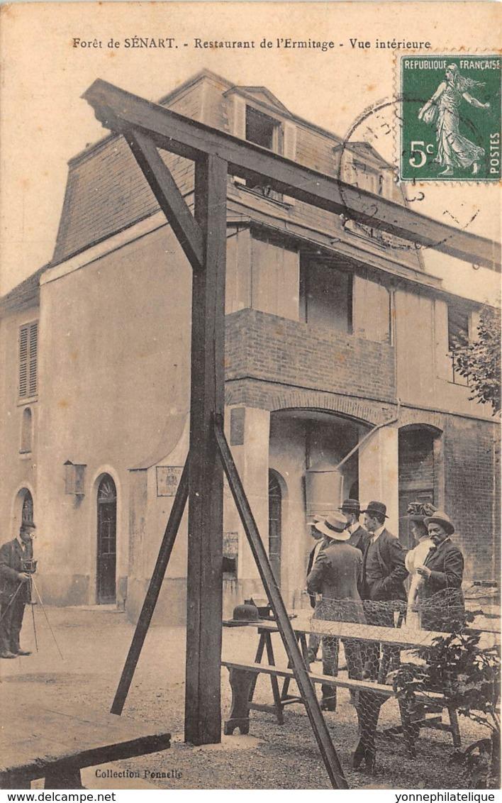91 - Essonne / Forêt De Sénart - 911845 - Restaurant De L' Ermitage - France