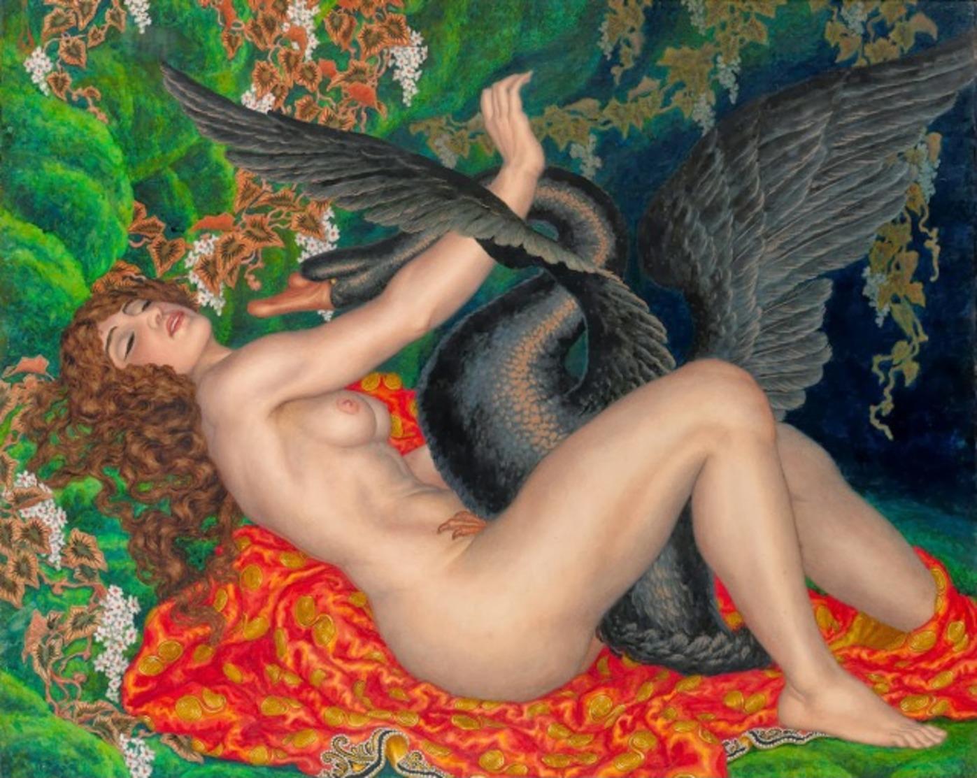 Repro Peinture 22 Nicholas Kalmakoff, 1917 - Tableaux