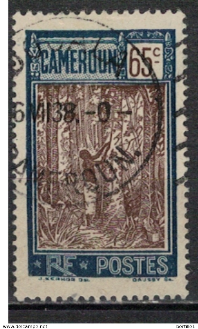 CAMEROUN             N°  YVERT     122      OBLITERE       ( O   2/64  ) - Cameroun (1915-1959)