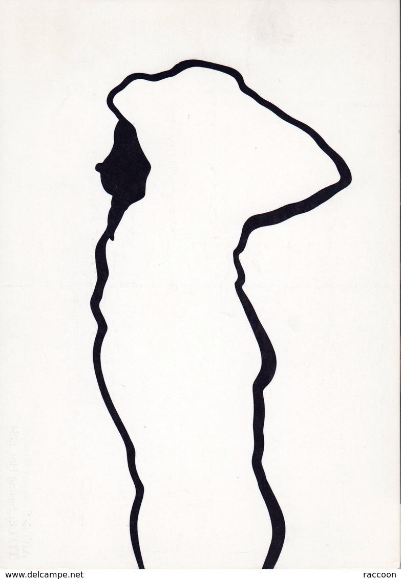 WESTON: Avoir Chaud [ Nu Femme CPM ] EP090 - Tableaux
