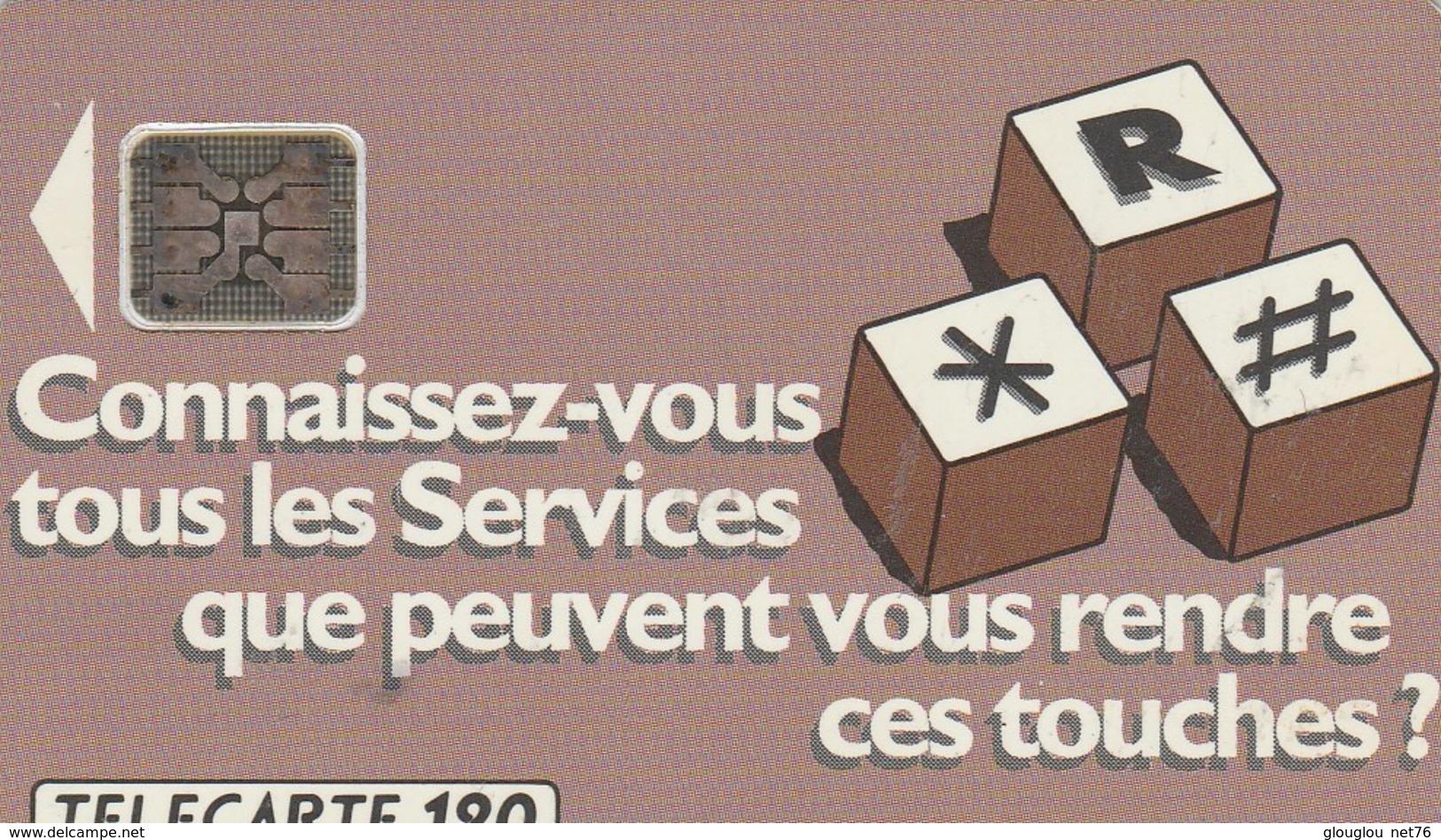 TELECARTE 120......TRANSFERT D'APPEL.. - France