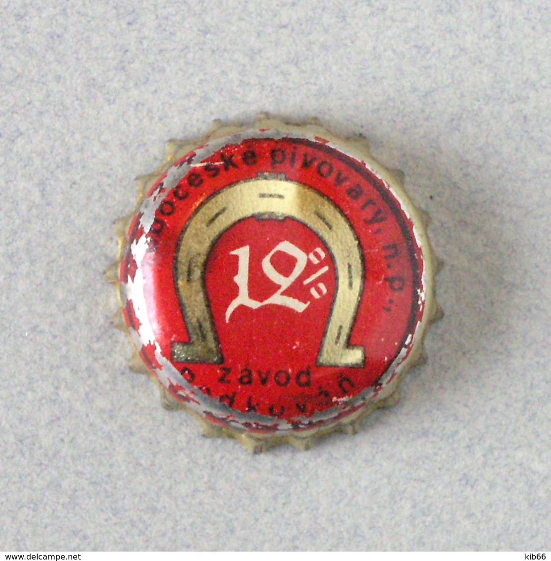 Capsule Bière  Brasserie Rép Tchèque, Podkovan (crown Beer Cap, Kronkorken, Tappi Birra) - Bière