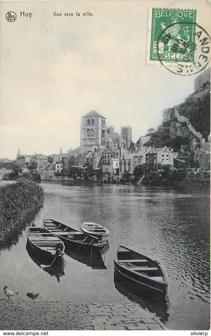 Huy - Vue Vers La Ville - Huy