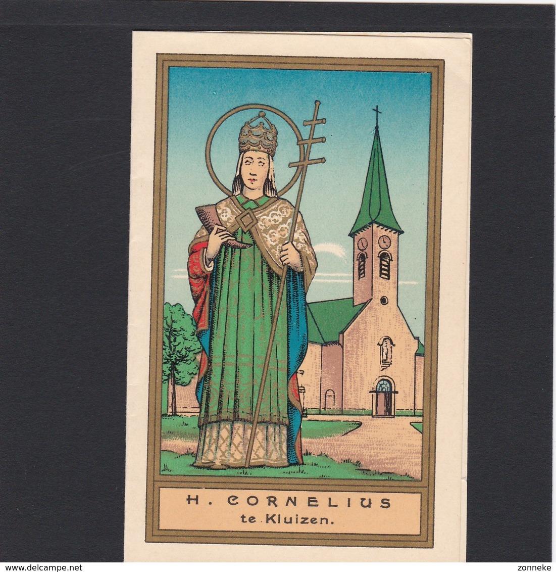 Bedevaartsprent H.Cornelius - Religion & Esotericism