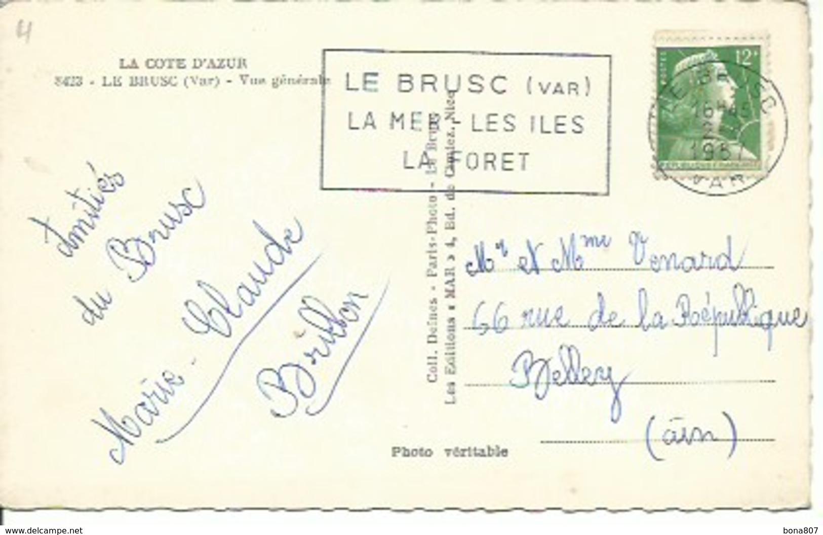 (A)le Brusc : Vue Générale - Other Municipalities