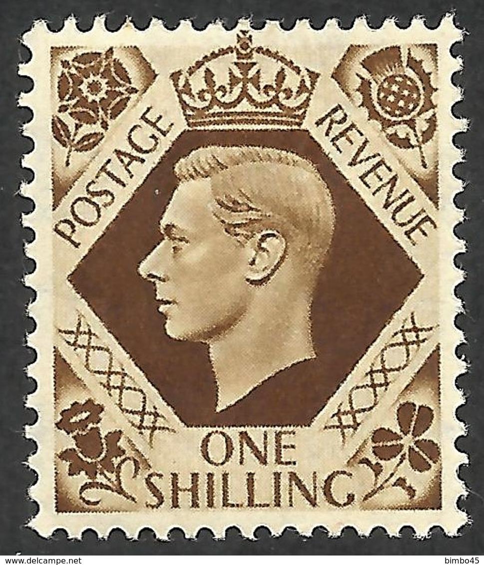 GREAT BRITAIN --1939 MNH LUX - 1902-1951 (Könige)