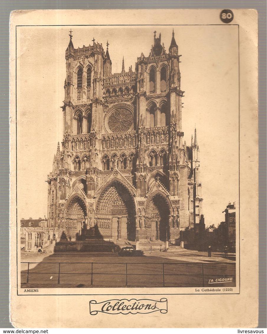 Couverture De Cahier Département SOMME Editions La Cigogne Collections Années 1950 - Protège-cahiers