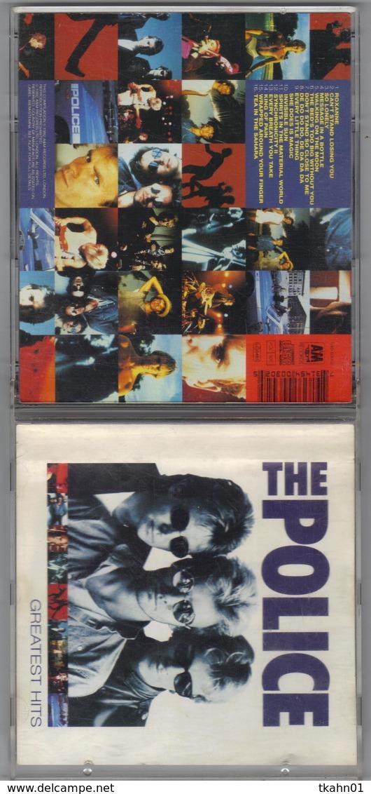 "ALBUM C-D "" THE POLICE ""  GREATEST HITS - Nueva Era (New Age)"