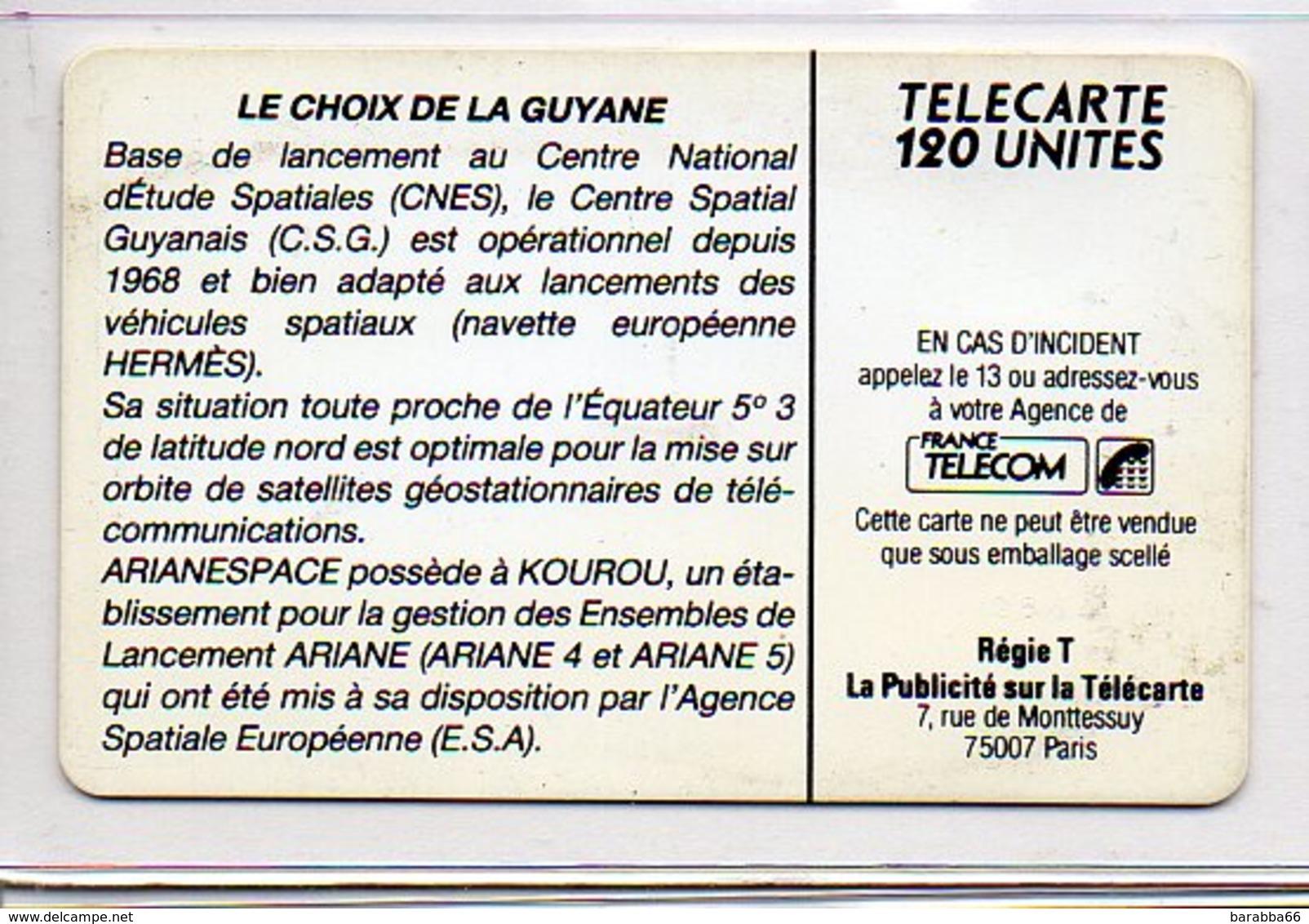 TELECARTE - 120 - SOPHIE DE KEYSER - Französisch-Guinea