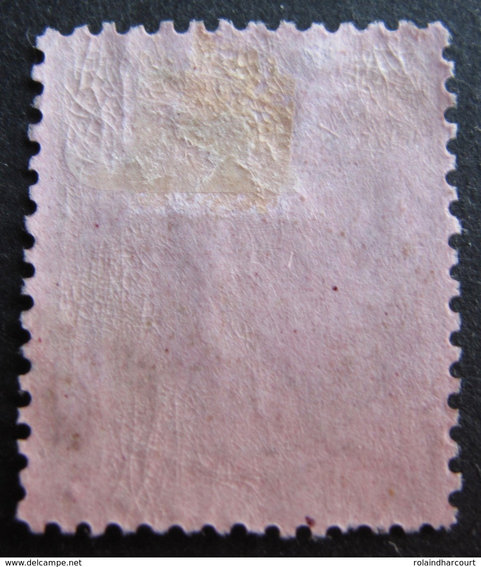 DF50478/313 - CERES N°58 - VARIETE ➤ Filet Nord Brisé - 1871-1875 Cérès