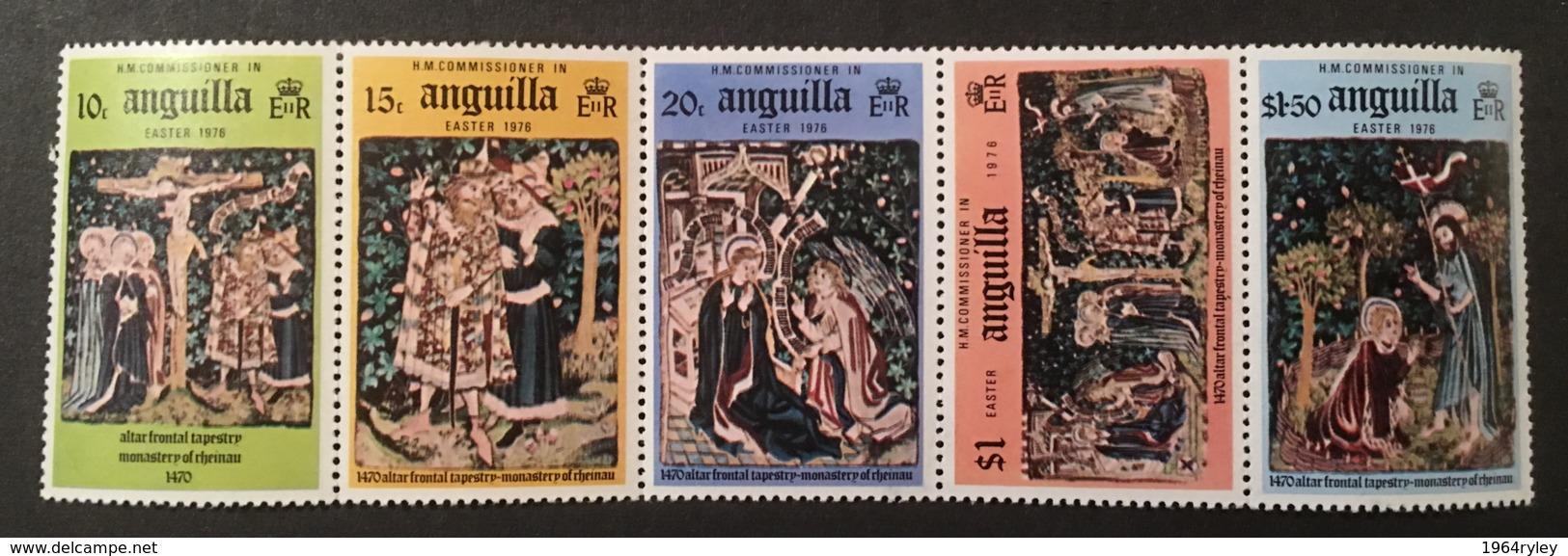 ANGUILLA - MNH** - 1976 - # 253/258 - Anguilla (1968-...)