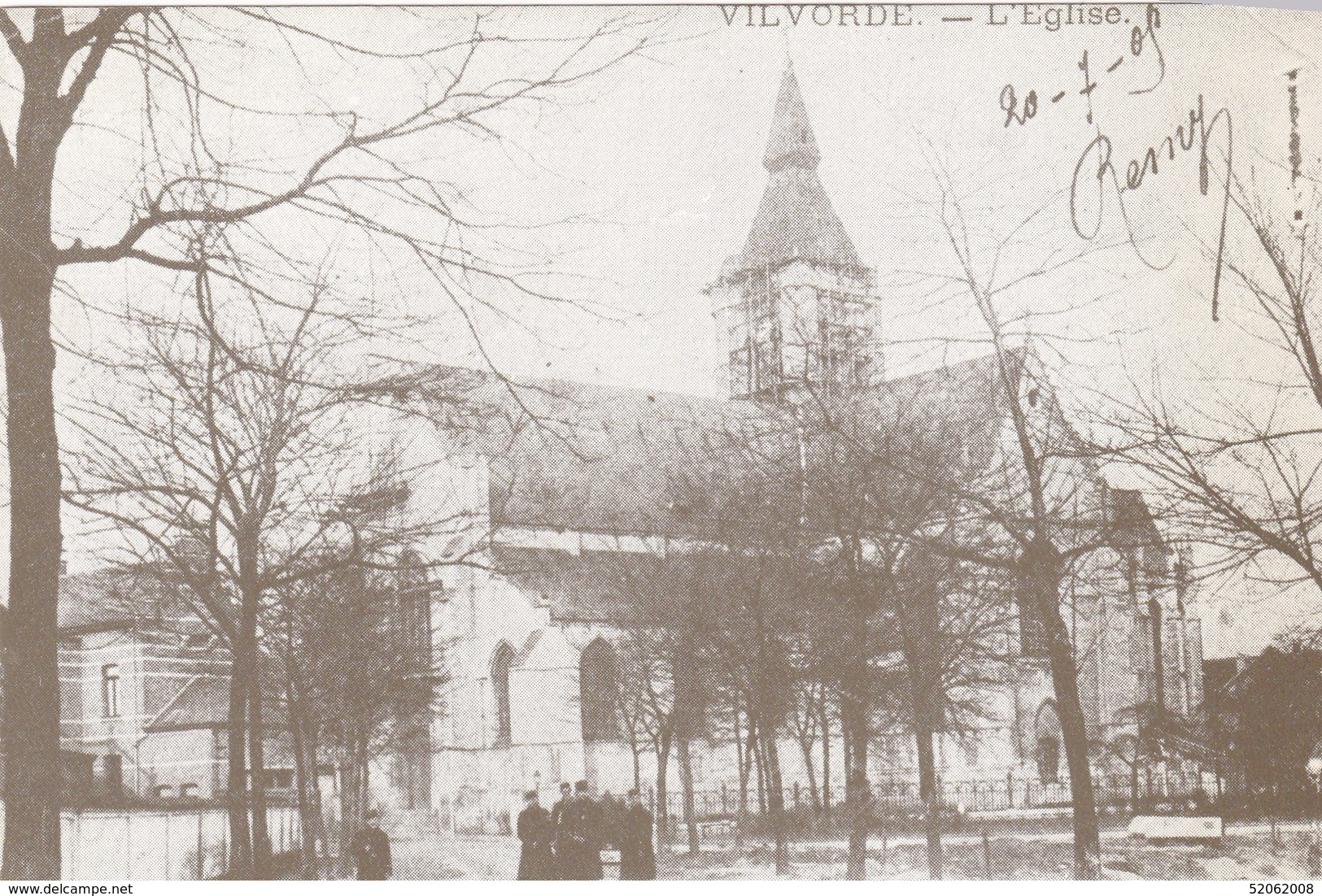 Vilvorde-L'Eglise - Vilvoorde