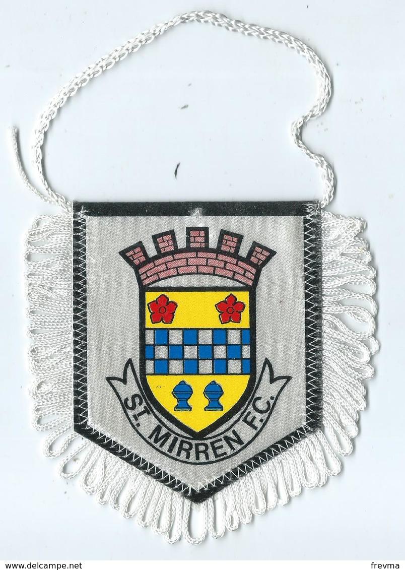 Fanion Football L'équipe De St Mirren FC - Apparel, Souvenirs & Other