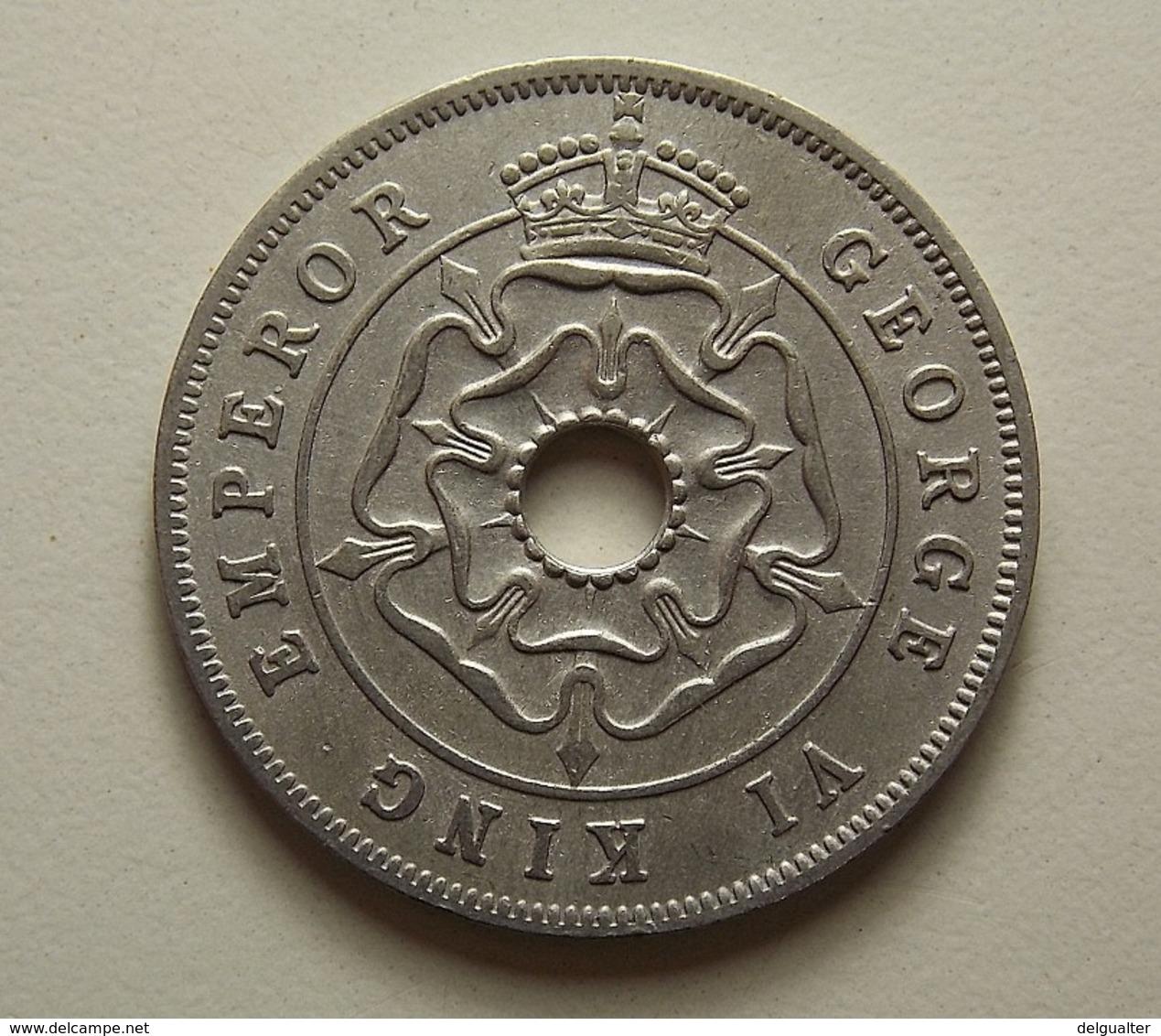 Southern Rhodesia 1 Penny 1942 - Rhodesien