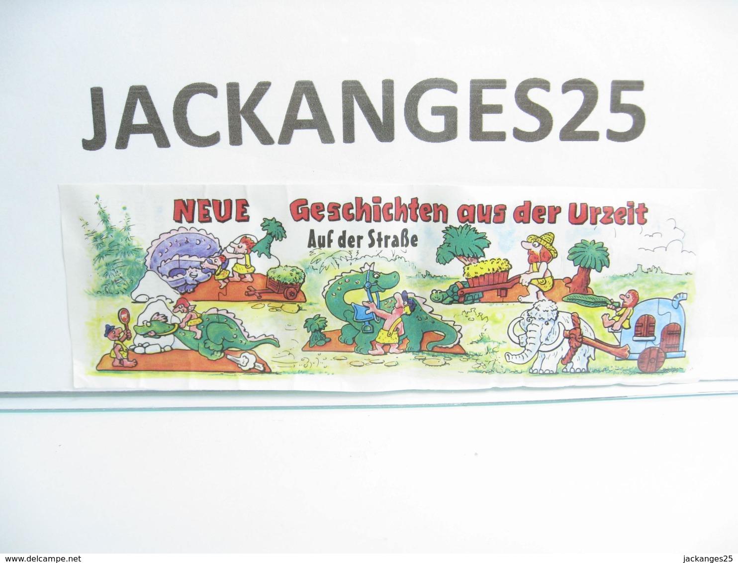 KINDER ALLEMAND 653462 PUZZLE 1997  + BPZ - Puzzles