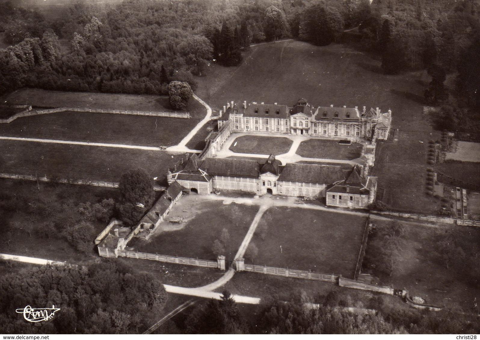 DPT 27 Le NEUBOURG Vue Aérienne Chateau Du Champ De Bataille - Le Neubourg