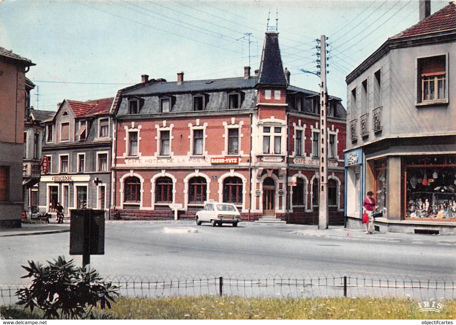 L HOPITAL Place De La Republique 16(scan Recto-verso) MA1935 - France