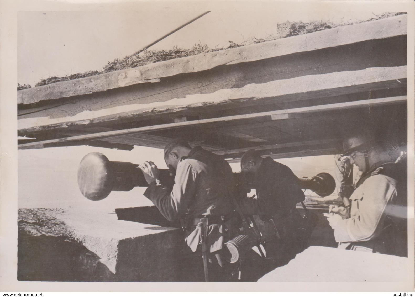 FJORDE E MESSER  NORWEGEN NORWAY FOTO DE PRESSE WW2 WWII WORLD WAR 2 WELTKRIEG Aleman Deutchland - Guerra, Militares