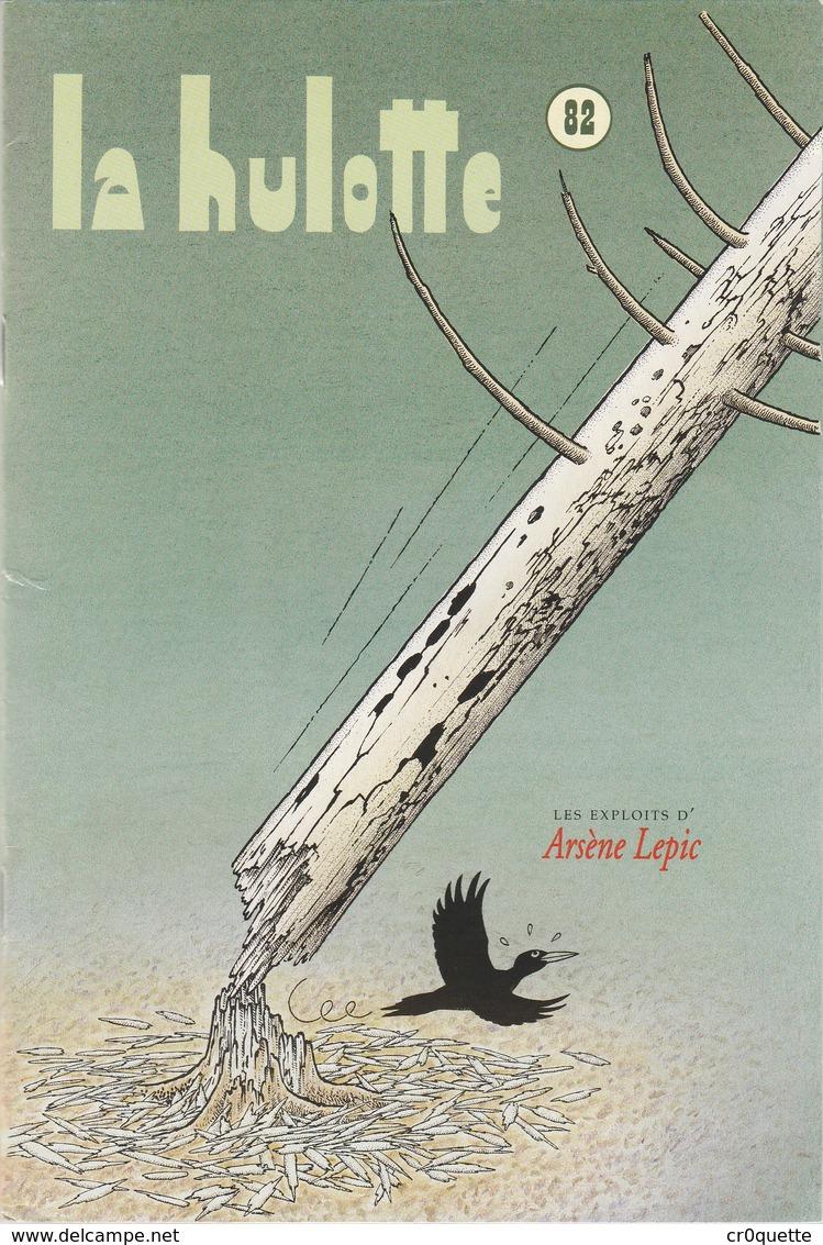 LA HULOTTE DES ARDENNES N° 82 / LE PIC NOIR - Animals