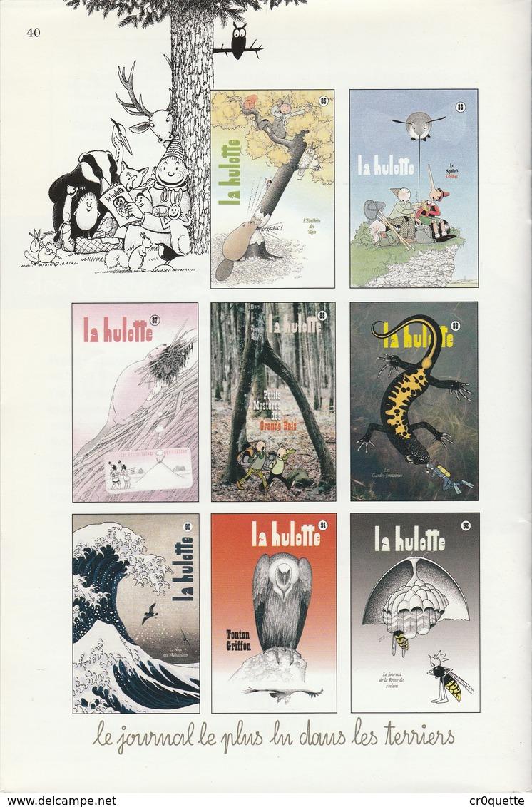 LA HULOTTE DES ARDENNES N° 93 / LE VAUTOUR FAUVE - Animals