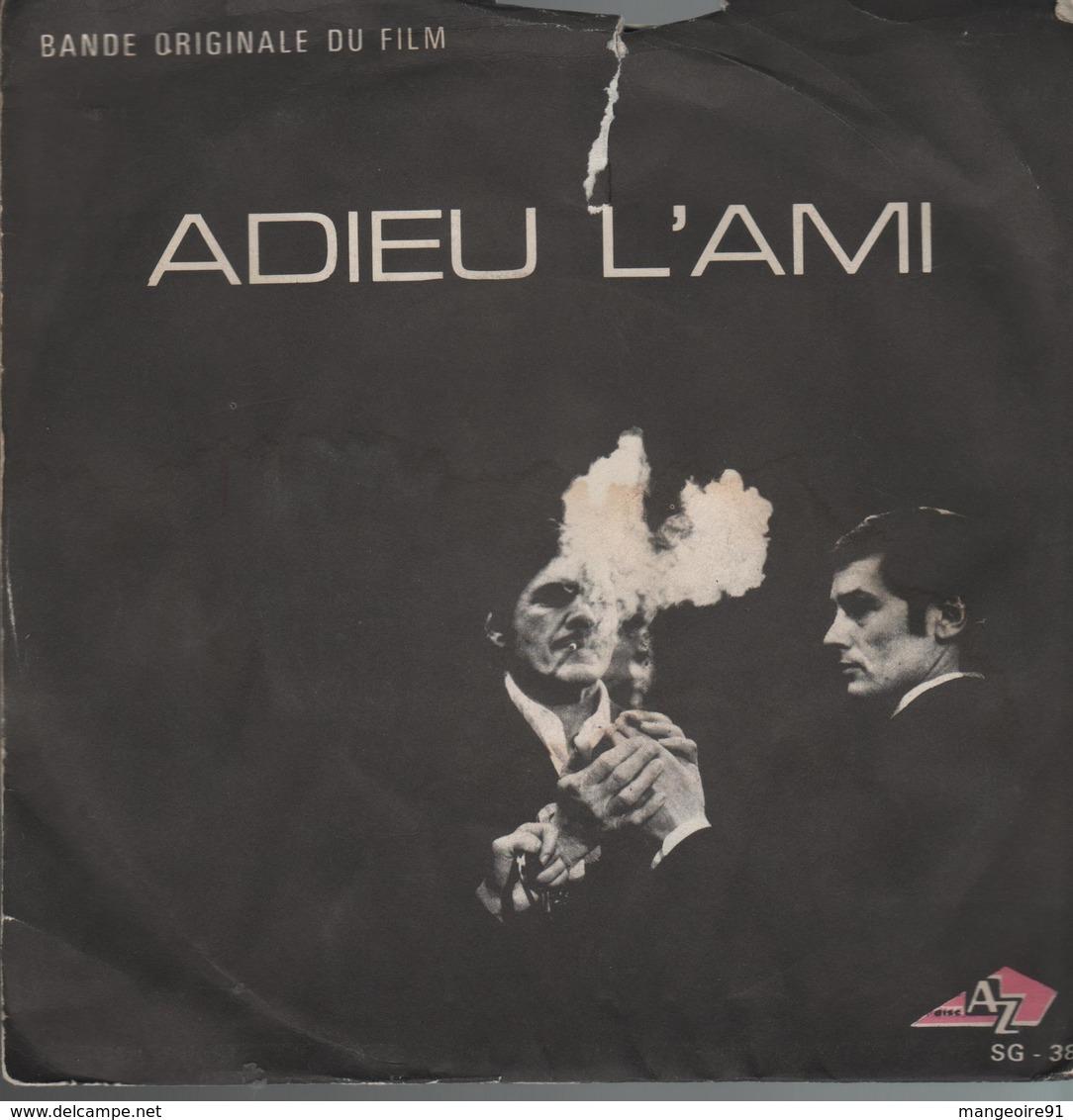 """Disque 45 Tours Musique Du Film """"adieu L'ami"""" François De ROUBAIX DELON / BRONSON*** - Musique De Films"""