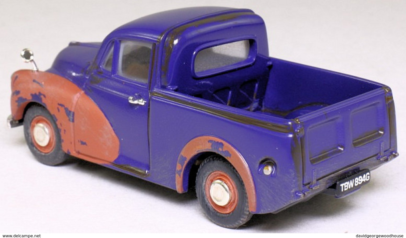 Morris 1000 Pick Up: Purple/Red. - Other