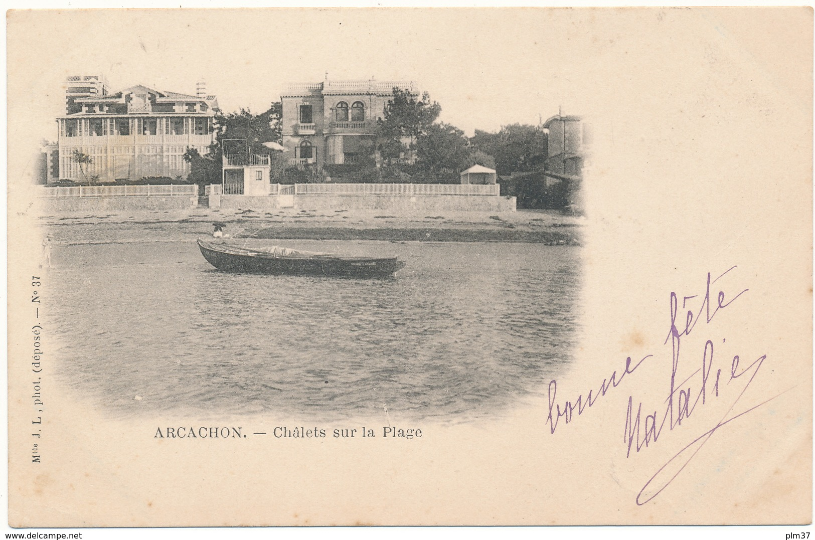 ARCACHON - Chälets Sur La Plage - Arcachon