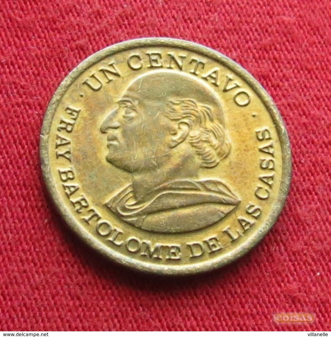 Guatemala 1 Centavo 1977 KM# 275.1   *V2 - Guatemala