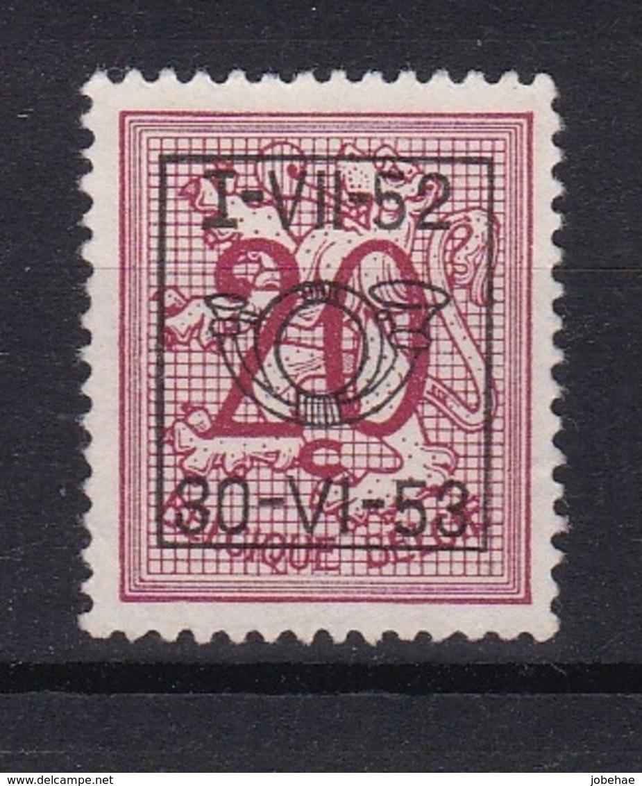 Belgie COB° PRE 627 - Precancels