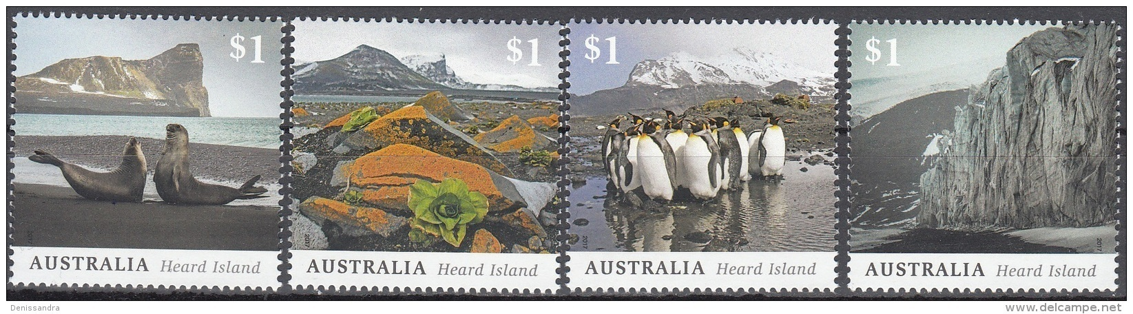 Australia 2017 Heard Island Neuf ** - Territoire Antarctique Australien (AAT)