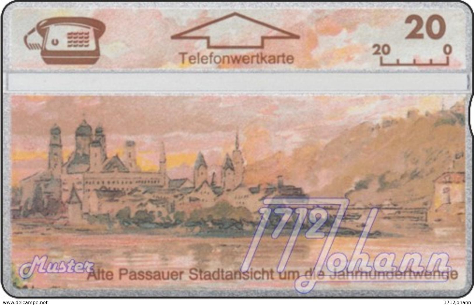 """TWK Österreich Privat: """"Passau - Börse"""" Gebr. - Oesterreich"""