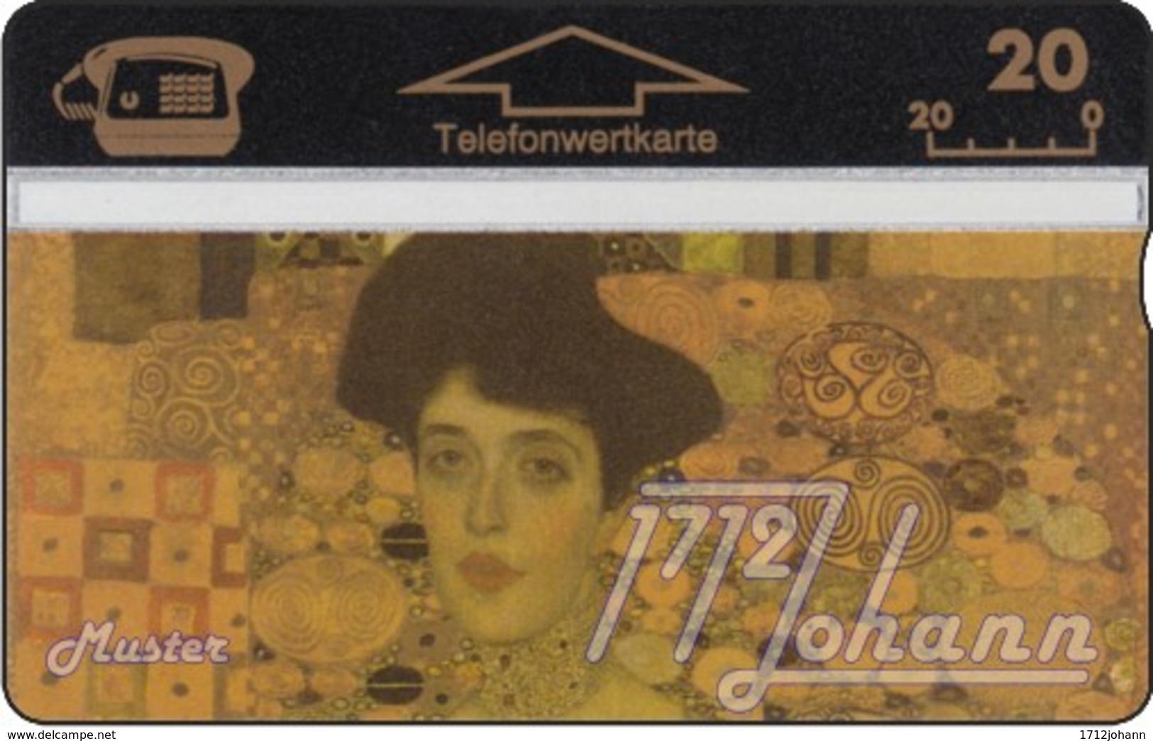 """TWK Österreich Privat: """"Klimt - Adele Bloch-Bauer"""" Gebr. - Oesterreich"""