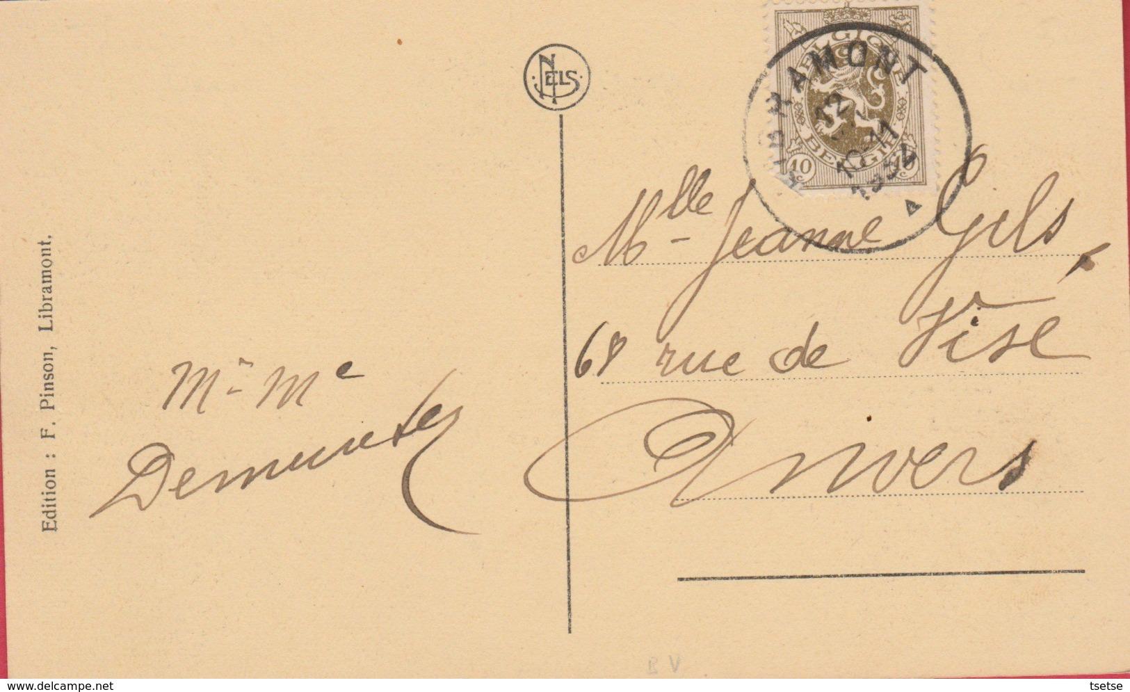 Freux - La Pisciculture - 1932 ( Voir Verso ) - Libramont-Chevigny