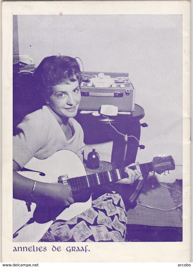 JUKE BOX SONGS 9e Jaargang Nr 9 September 1960. - Boeken, Tijdschriften, Stripverhalen