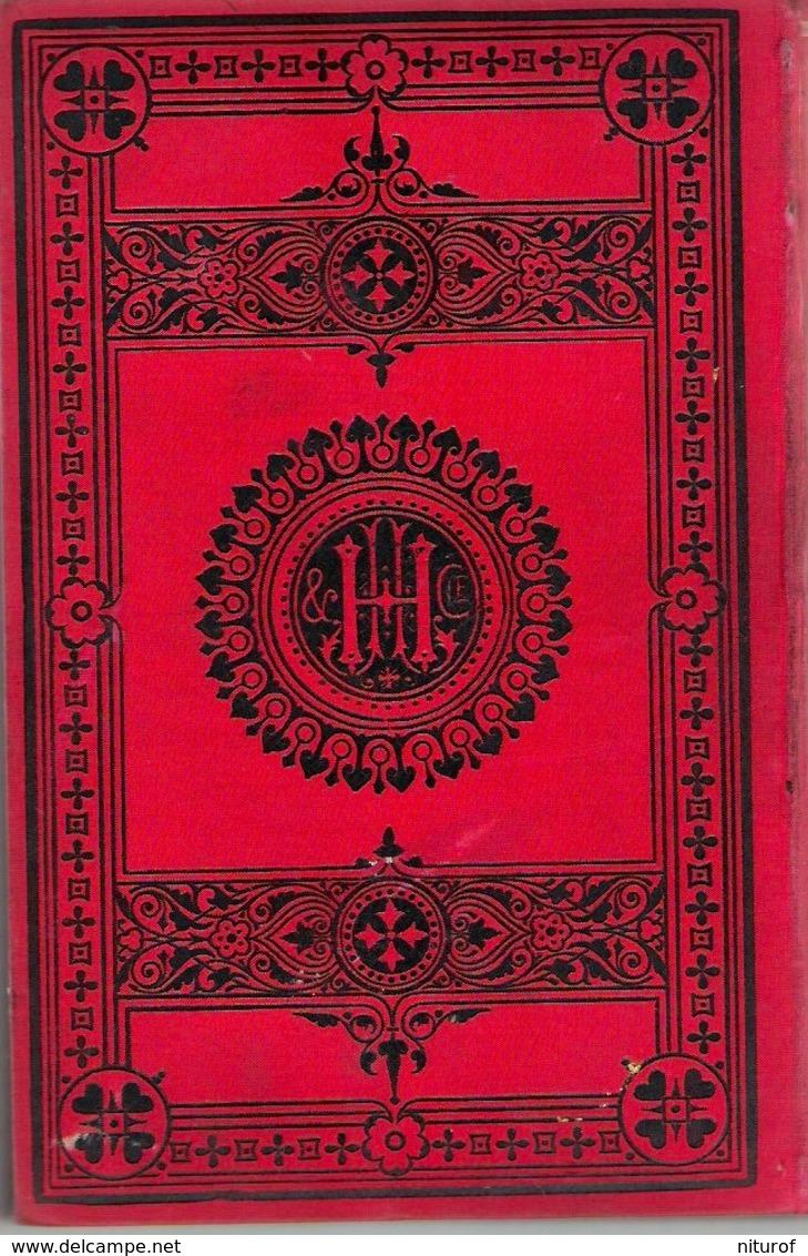 VIOLLET-LE-DUC : Histoire D'un Hôtel De Ville Et D'une Cathédrale - HETZEL 1886 - Livres, BD, Revues