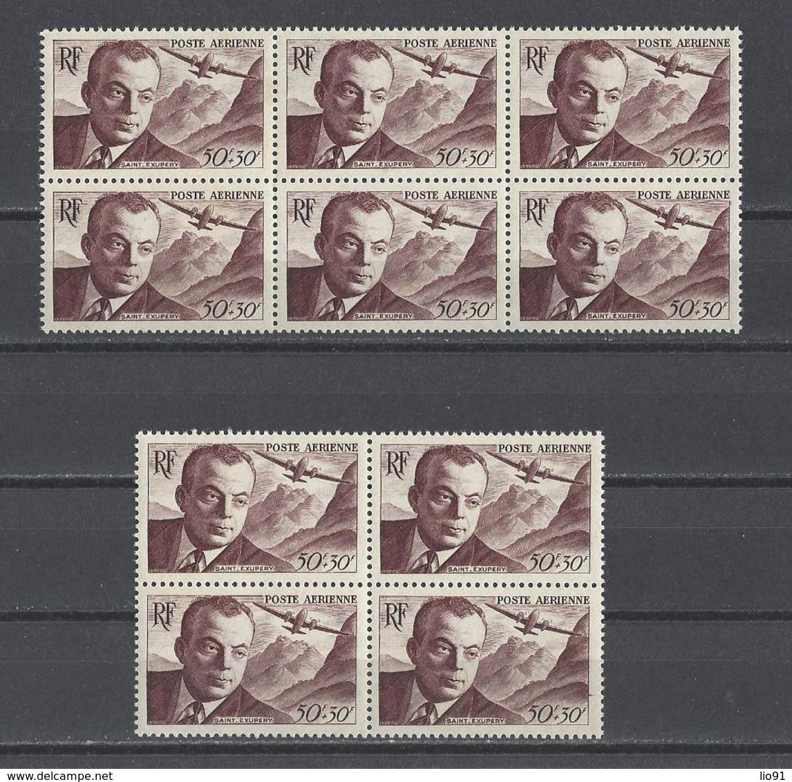 FRANCE  YT  PA  N° 21   Neuf **  1947 - Airmail