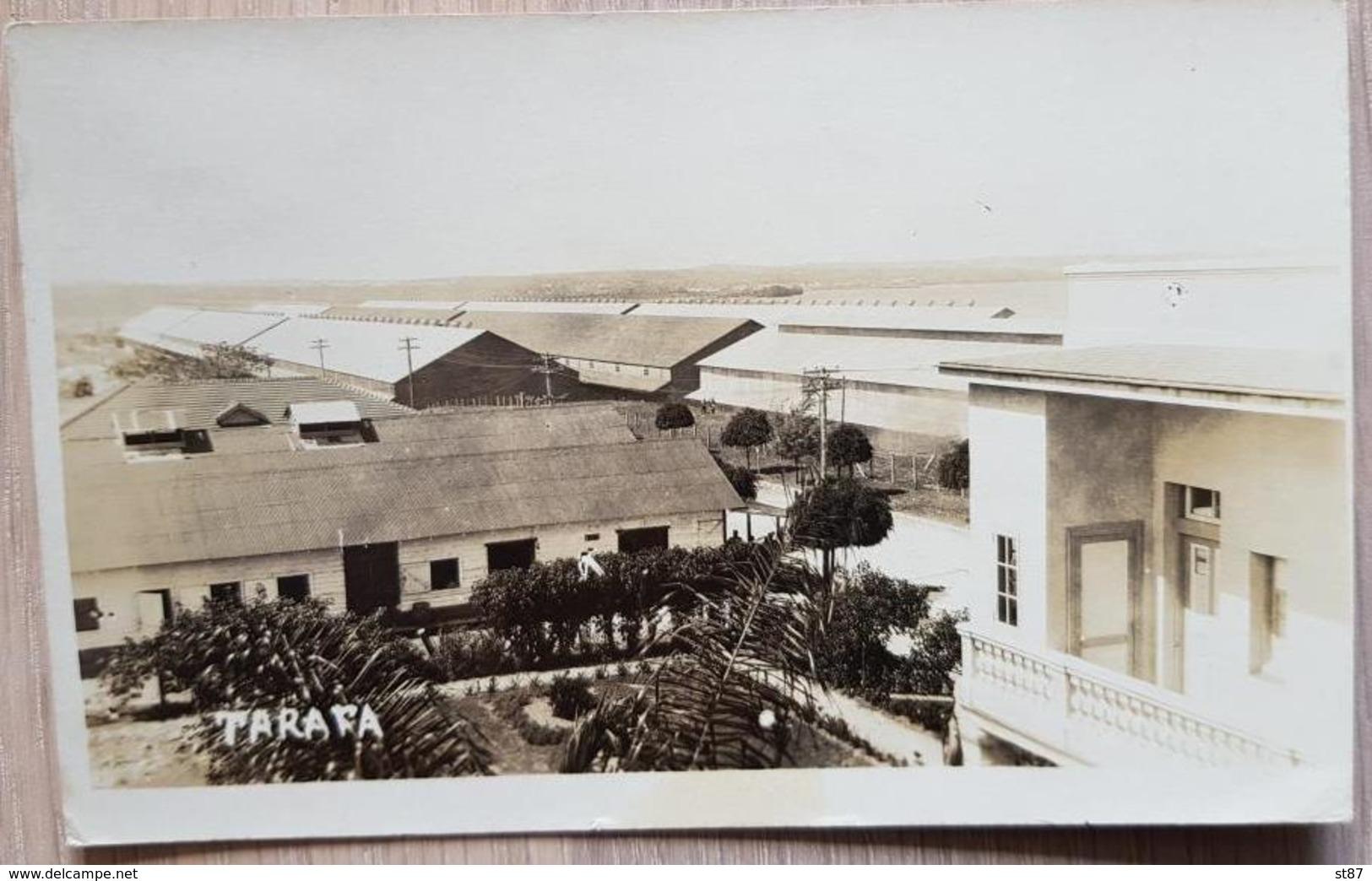Cuba Denmark 1923 Tarafa - Postcards