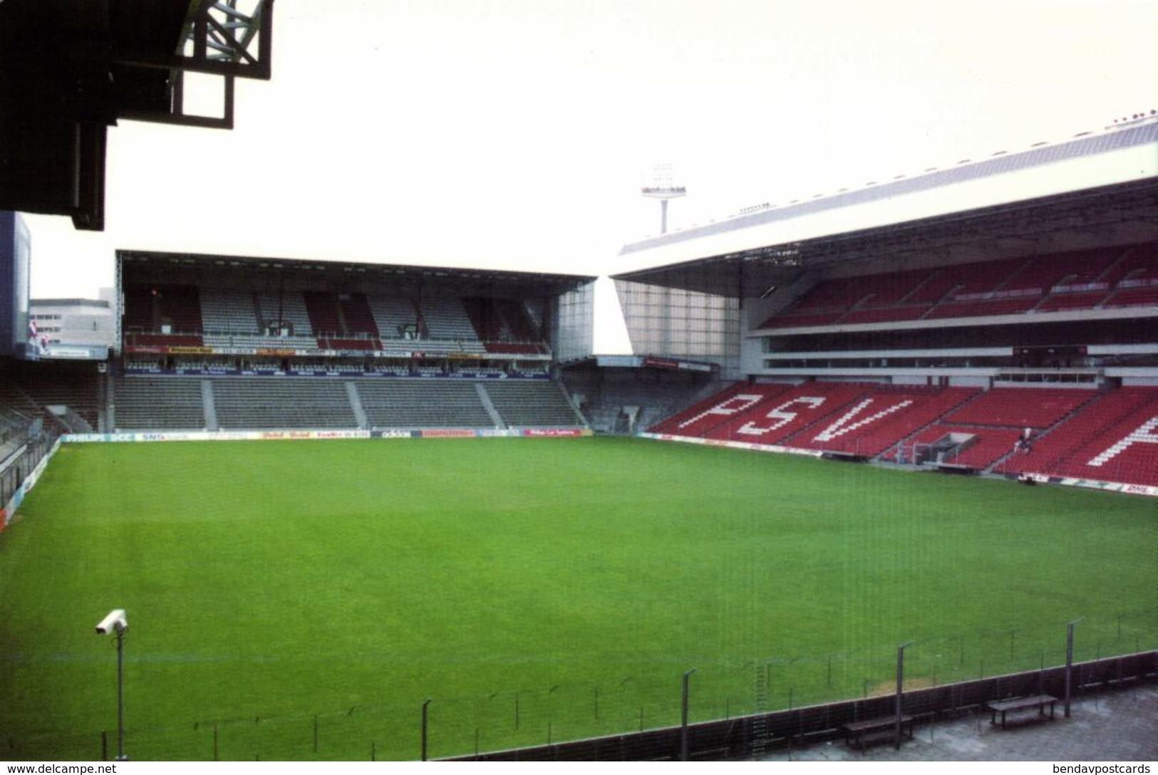 Netherlands, EINDHOVEN, Philips Stadion, P.S.V. (1990s) Stadium Postcard - Soccer