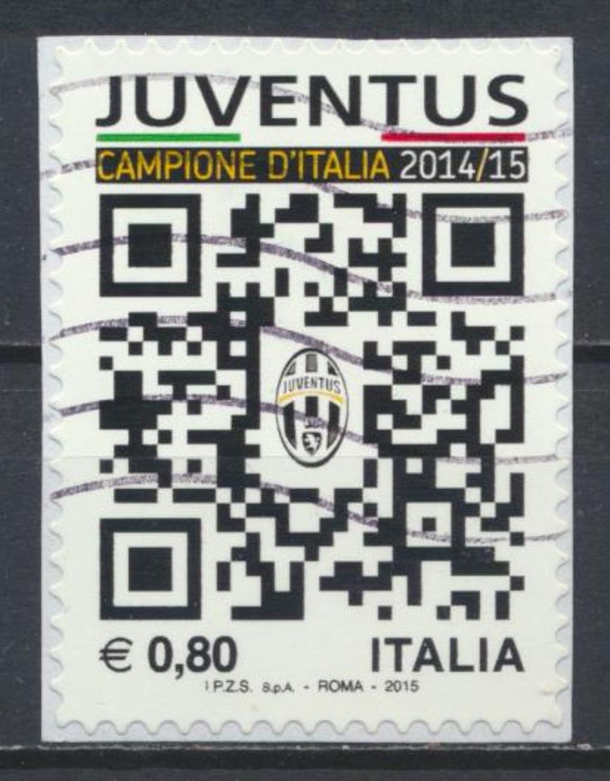°°° ITALIA 2015 - JUVENTUS °°° - 6. 1946-.. Repubblica