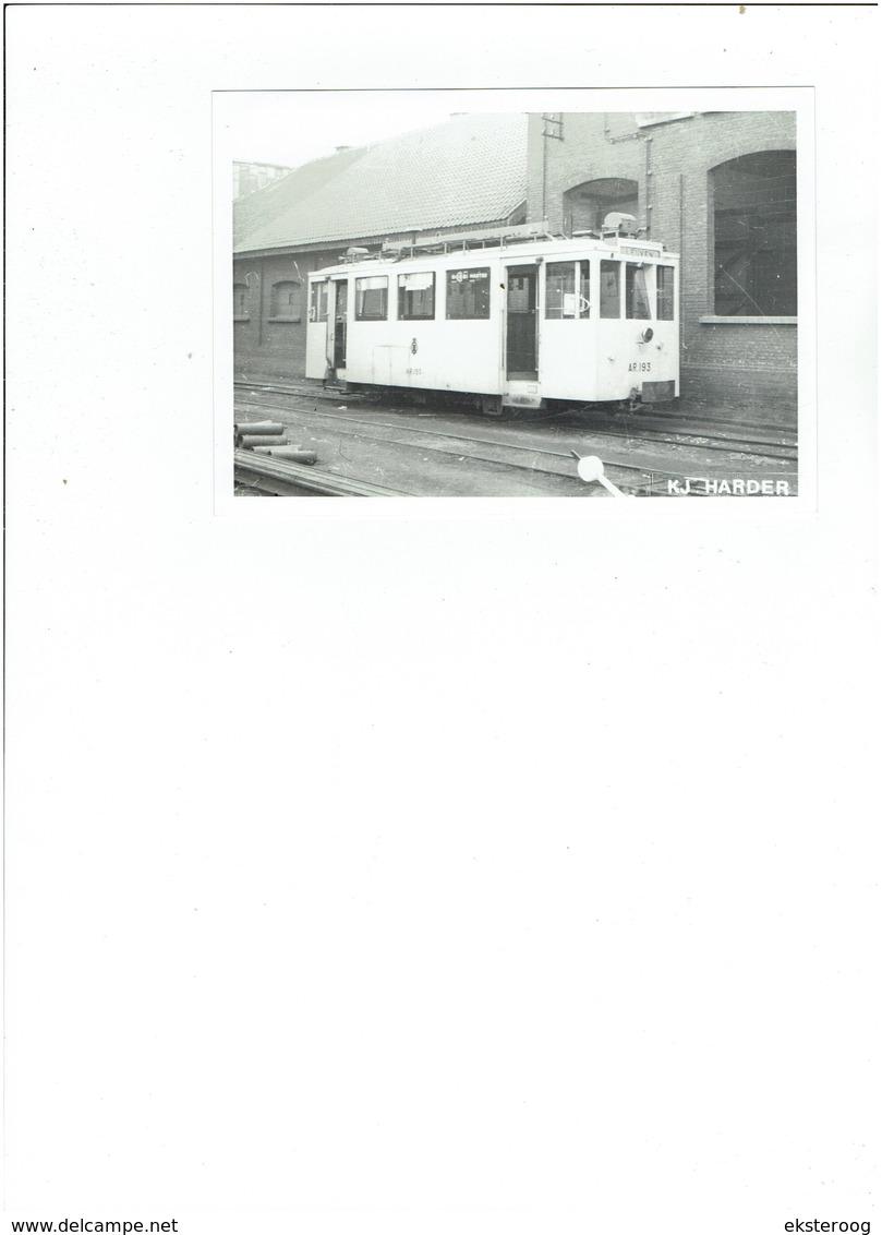 Leuven-o,l,v,tielt - O,l,v,tielt Electrische Tram - Tielt-Winge