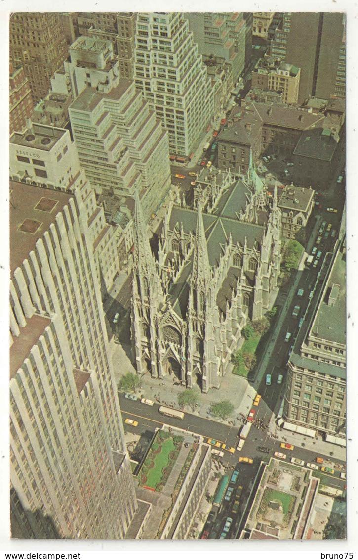 St. Patrick's Cathedral, New York City - 1973 - Églises