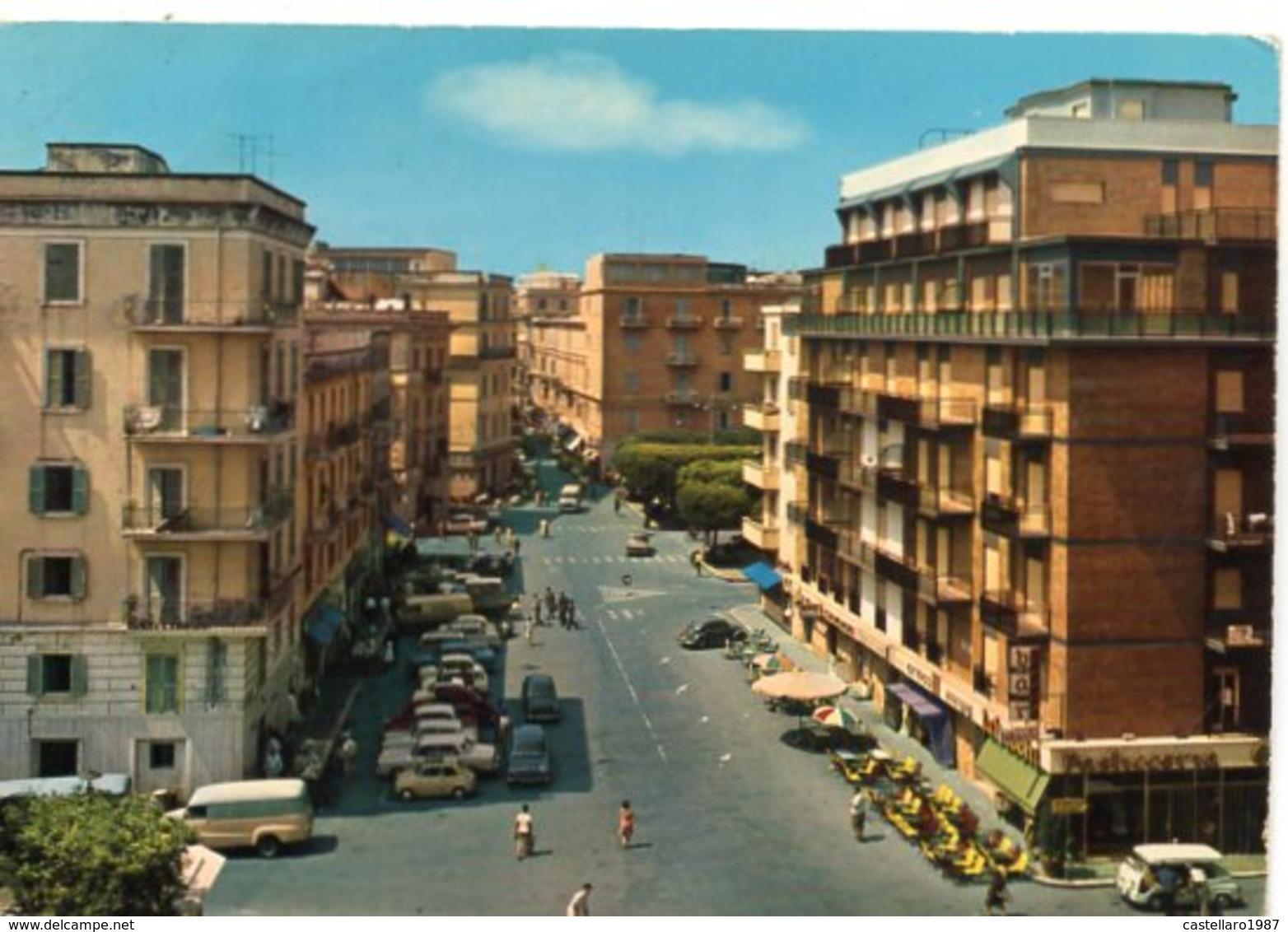 ANZIO - Piazza Garibaldi - Italia