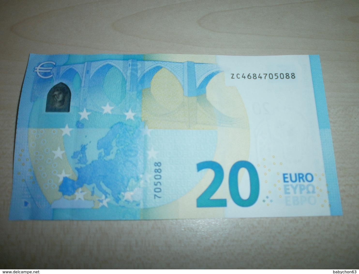 20 EUROS (Z Z020 G1) - 20 Euro
