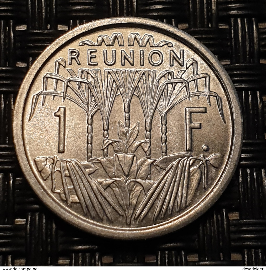 Reunion 1 Franc 1948 - UNC - Réunion