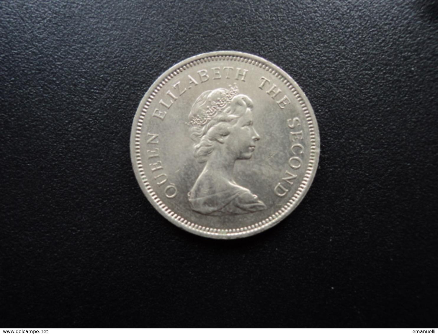 HONG KONG : 1 DOLLAR   1980   KM 43    SUP+ - Hong Kong