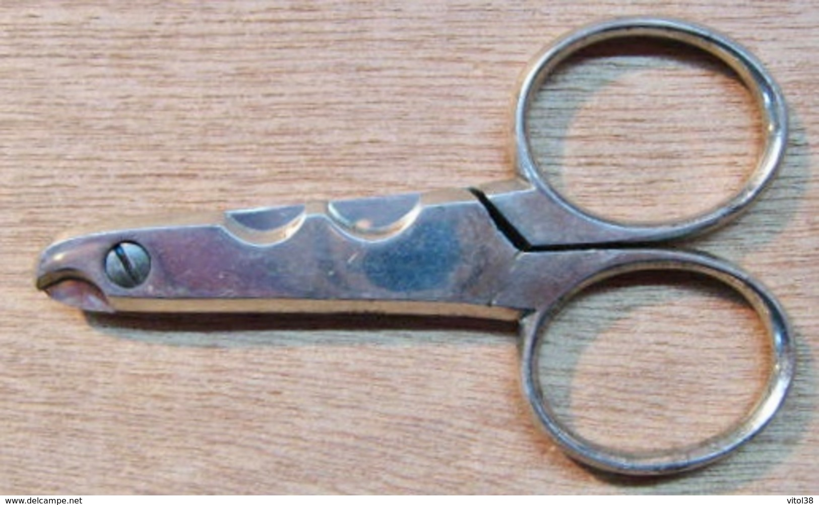 COUPE MUSELET ? COUPE CIGARES ? EN METAL A VOIR - Coupe-cigares