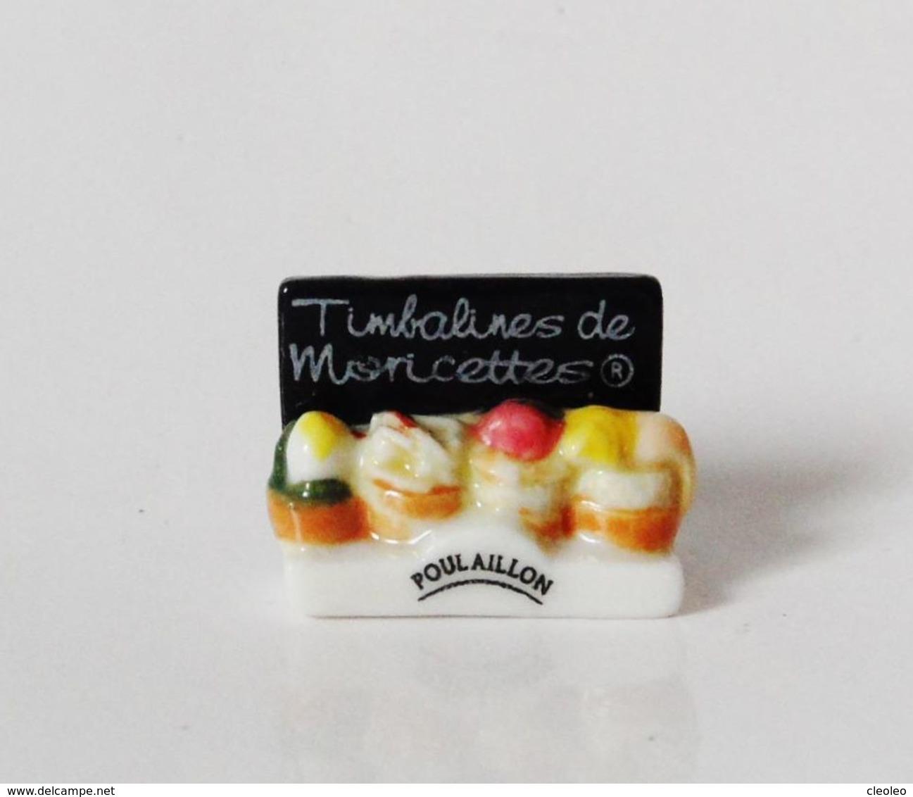 Fève Poulaillon Timbalines De Moricettes - TIT - Non Classés