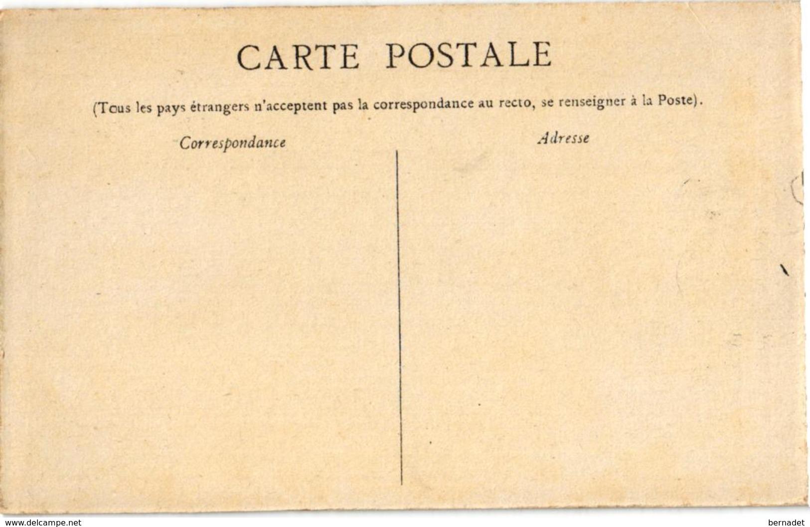 LES SPORTS ... DIRIGEABLE SANTOS DUMONT N. 16 - Cartes Postales