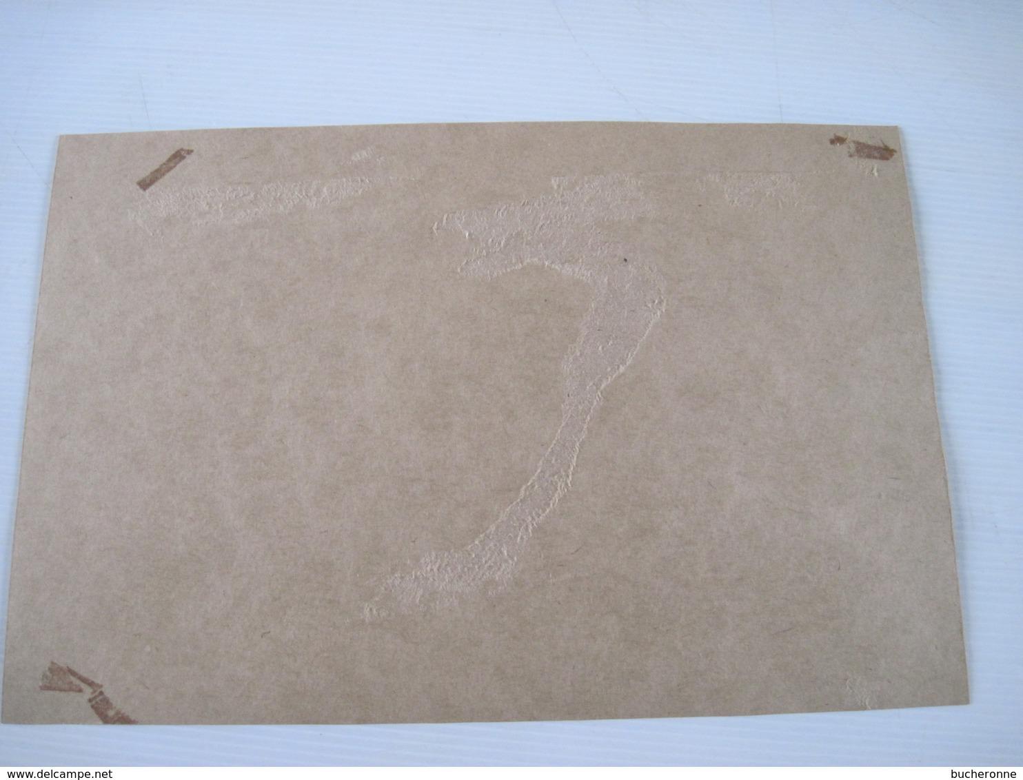 Vue De Sur L'eau  A Retrouver Aquarelle Sur Papier Signé G LEROUX (XXè) 25 X 15 Cm Taches D'humidité - Aquarelles
