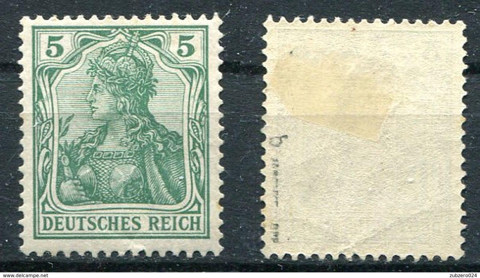 D. Reich Michel-Nr. 70b Ungebraucht - Geprüft - Ungebraucht